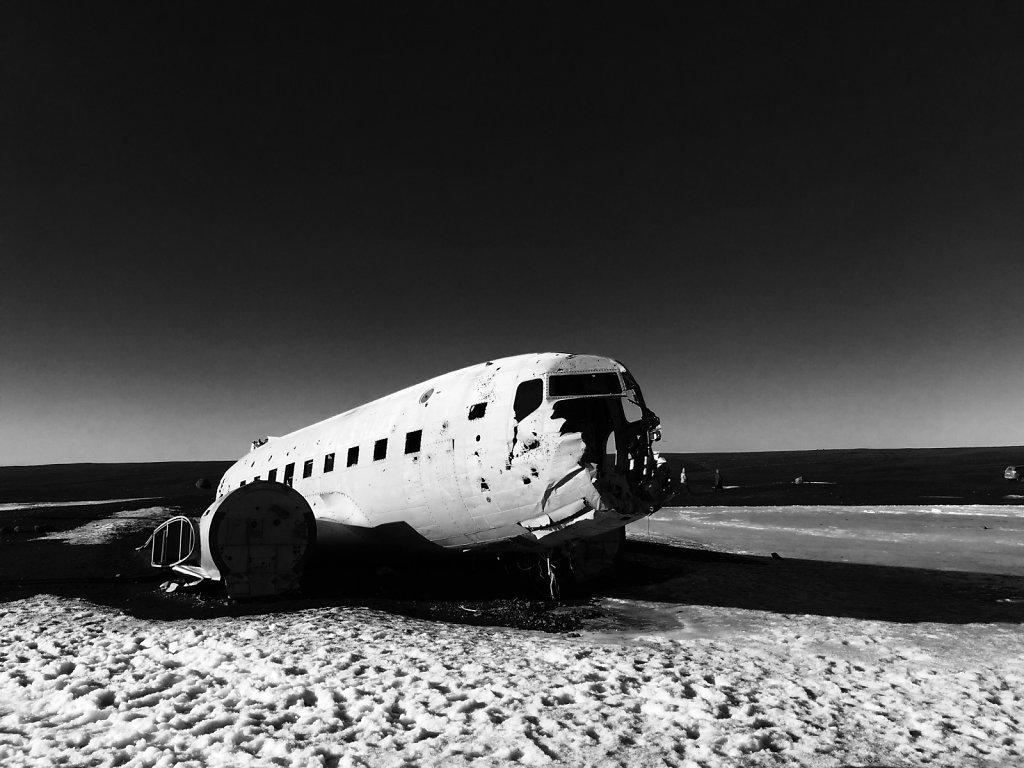 DC-3 Plane Wreck, Sólheimasandur